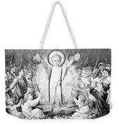 The Infant Jesus Weekender Tote Bag