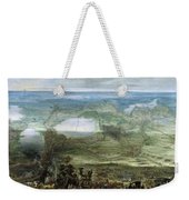 The Infanta Isabella Clara Eugenia At The Siege Of Breda Of 1624 Weekender Tote Bag