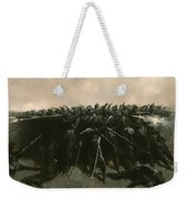 The Infantry Square Weekender Tote Bag