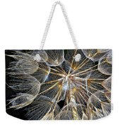 The Inner Weed Paint Weekender Tote Bag