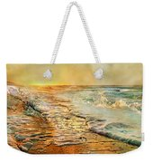 The Inspirational Sunrise Weekender Tote Bag