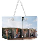 The Intellectuals Weekender Tote Bag