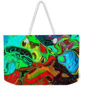 The Invention Of Color Weekender Tote Bag