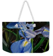 The Iris Weekender Tote Bag