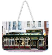 The Irish Pub - Philadelphia Weekender Tote Bag