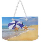 The Island To Ourselves  Weekender Tote Bag