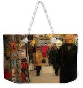 The Jackpot Is - Closeup Weekender Tote Bag