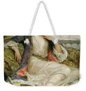 The Jade Necklace, 1908 Weekender Tote Bag