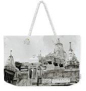 The Jagdish Temple Weekender Tote Bag