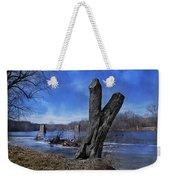 The James River One Weekender Tote Bag