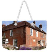 The Jane Austen Home Chawton England Weekender Tote Bag