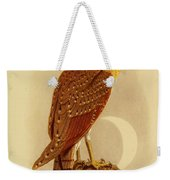 The Java Owl Cassell Weekender Tote Bag