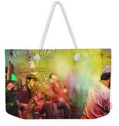 The Jazz Vipers In New Orleans 03 Weekender Tote Bag