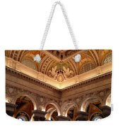 The Jefferson Building Library Of Congress Weekender Tote Bag