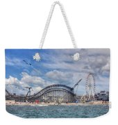 The Jersey Shore Weekender Tote Bag