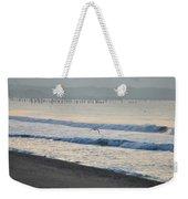 The Jersey Surf Weekender Tote Bag