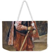The Jester Named Don John Of Austria Weekender Tote Bag