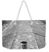 The Jetty Weekender Tote Bag by Adam Romanowicz