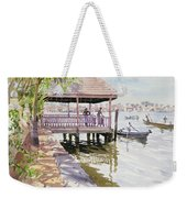 The Jetty Cochin Weekender Tote Bag by Lucy Willis