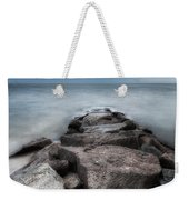 The Jetty Square Weekender Tote Bag