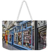 The Joke Shop Weekender Tote Bag
