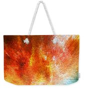 The Journey - Abstract Art By Sharon Cummings Weekender Tote Bag