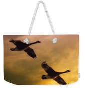 The Journey South Weekender Tote Bag