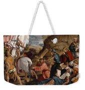 The Journey To Calvary, C.1540 Weekender Tote Bag