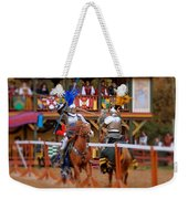 The Jousters 2 Weekender Tote Bag