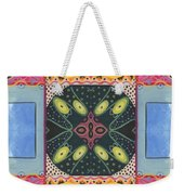 The Joy Of Design I X Arrangement Doors Weekender Tote Bag