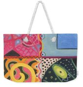 The Joy Of Design I X Part 3 Weekender Tote Bag
