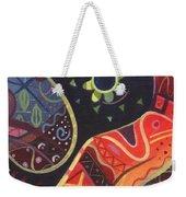 The Joy Of Design II Part Three Weekender Tote Bag