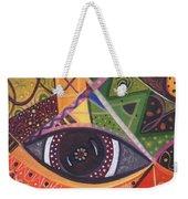 The Joy Of Design IIl Part Three Weekender Tote Bag