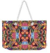 The Joy Of Design Mandala Series Puzzle 2 Arrangement 1 Weekender Tote Bag