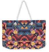 The Joy Of Design Mandala Series Puzzle 5 Arrangement 1 Weekender Tote Bag