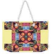 The Joy Of Design Series Arrangement - Seek And You Will Find Weekender Tote Bag