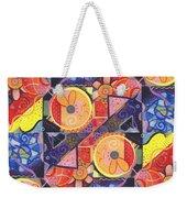 The Joy Of Design Vll Arrangement Joyful Entanglements Weekender Tote Bag