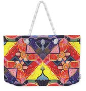The Joy Of Design Vll Arrangement Offers And Offerings Weekender Tote Bag