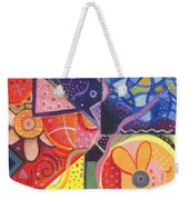 The Joy Of Design Vll Part 3 Weekender Tote Bag