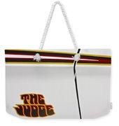 The Judge1969 Pontiac Gto  Weekender Tote Bag