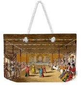 The Junumushtoomee, 19th Century Weekender Tote Bag
