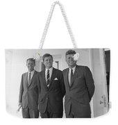 The Kennedy Brothers Weekender Tote Bag