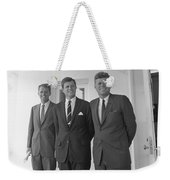 The Kennedy Brothers Weekender Tote Bag