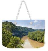 The Kentucky River Weekender Tote Bag