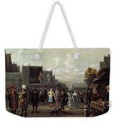 The Kermesse Weekender Tote Bag
