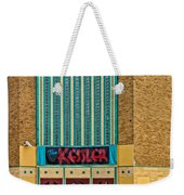 The Kessler Movie Theater Weekender Tote Bag