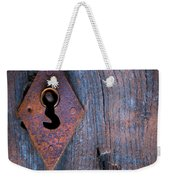 The Key Weekender Tote Bag