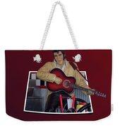 The King Elvis Weekender Tote Bag