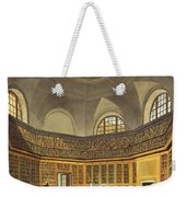 The Kings Library Weekender Tote Bag