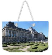 The King's Palace In Brussels Weekender Tote Bag